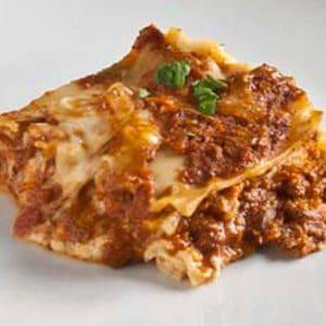 Four Cheese Lasagna