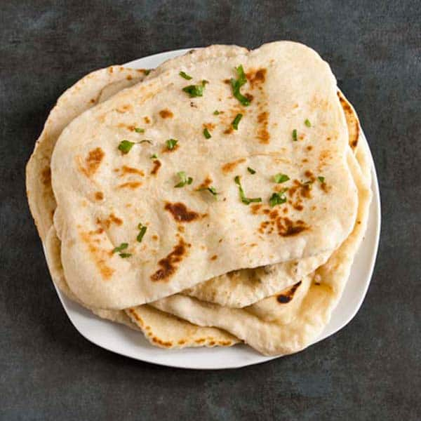 Sourdough Discard Flatbread {No Yeast}