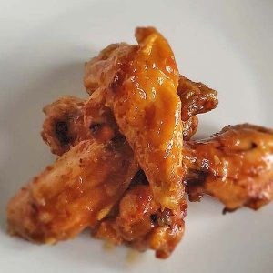 Smoked Chicken Wings on a Traeger Grill