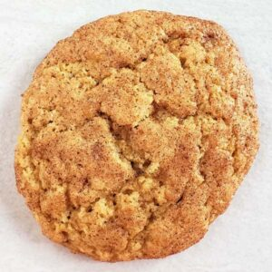 Sourdough Snickerdoodle Cookies