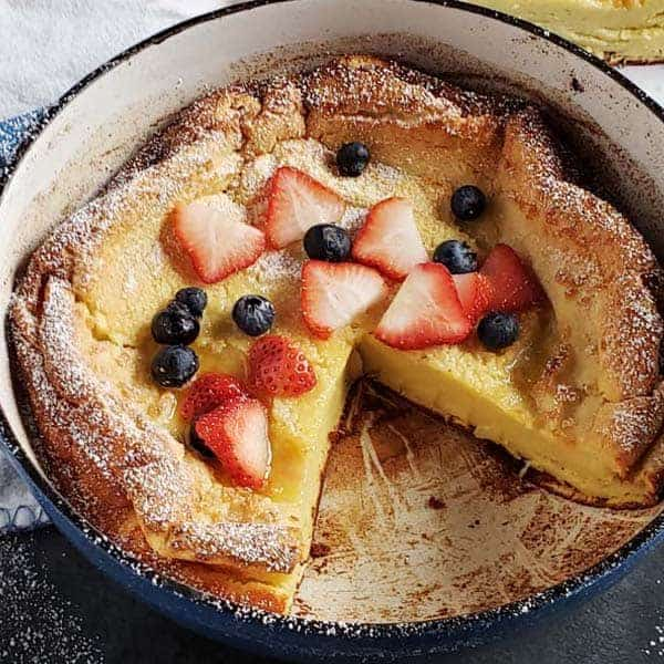 Sourdough Dutch Baby