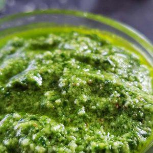 Spinach Pesto