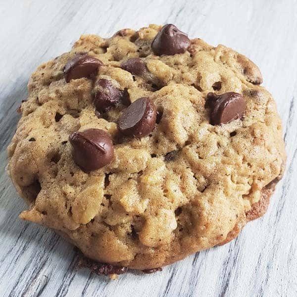 Sourdough Oatmeal Cookies
