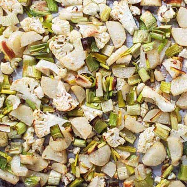 Tips for Perfectly Roasted Vegetables