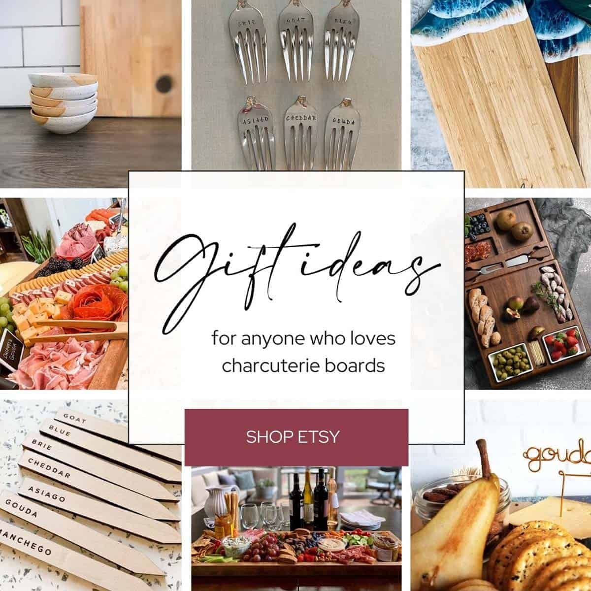 Gift Guide for Charcuterie Lovers