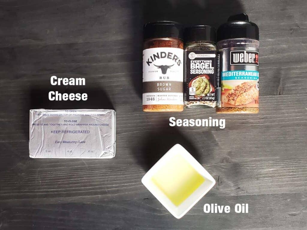 smoked cram cheese ingredients